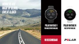 Polar | Sporthorloge - Vantage series