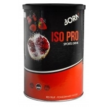 BORN | Sports drink - ISO PRO - Red fruit / Pomegranate