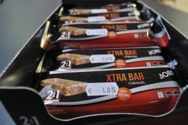 BORN | Xtra bar Caramel - 15 x 55 gram