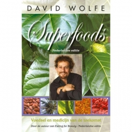 Boek: Superfoods van David Wolfe (NL)