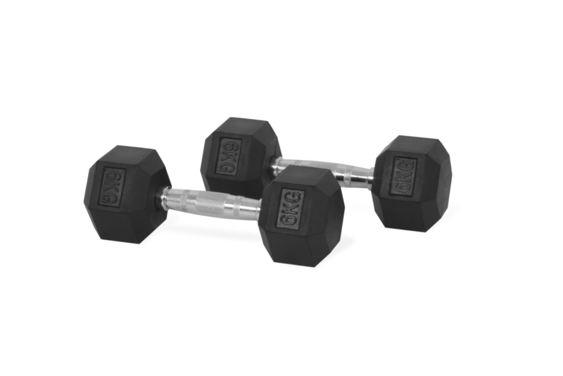 Hastings | Hex dumbbell - 6 kg set