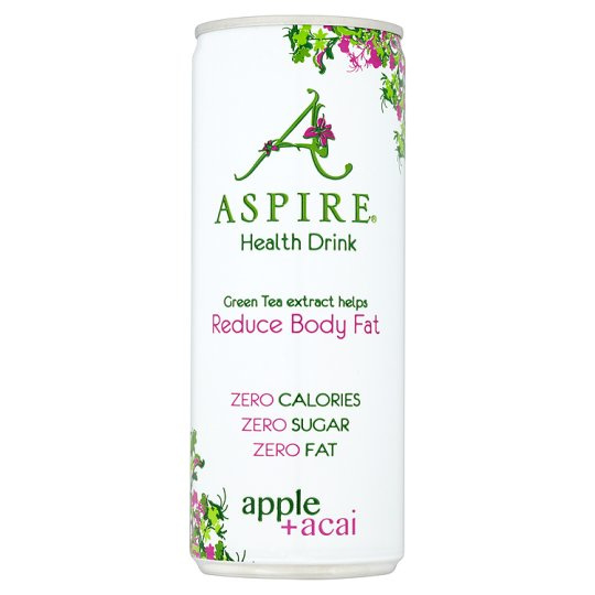 Aspire drink | Appel Acai (24x250ml)