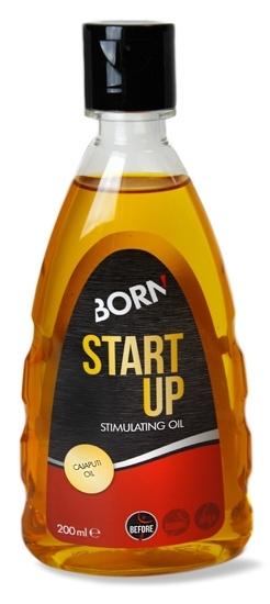 BORN | Start Up - Stimulating oil