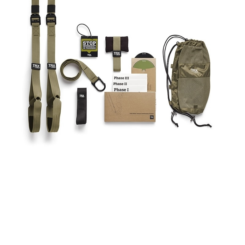 TRX - Suspension Trainer - Force kit, tactical