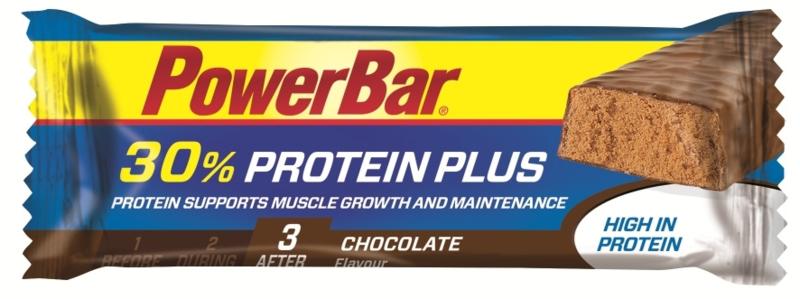 Powerbar | Protein Plus bar chocolate - 15x