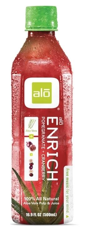 ALO Enrich (granaatappel + cranberry)