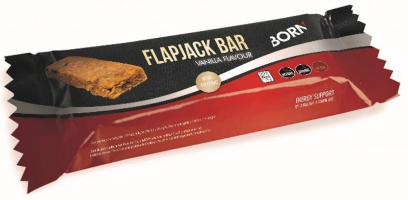 BORN | Flapjack bar 15 x 55 gram
