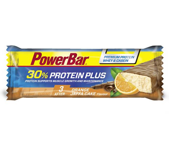 Powerbar   Protein Plus bar orange jaffa cake - 15x