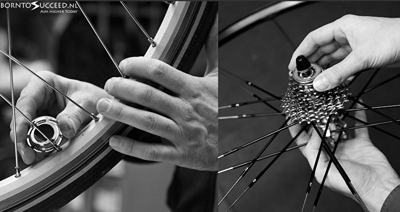 Onderhoud Racefiets / Mountainbike