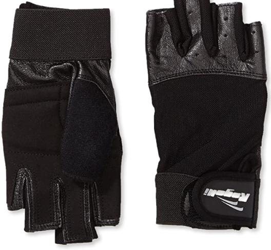 Rogelli | Women's Levadia Fitness Gloves-Black