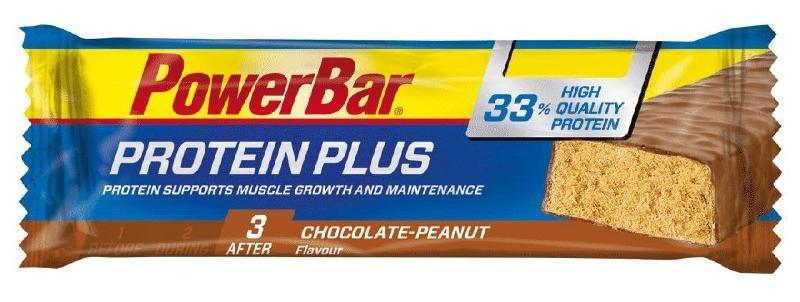 PowerBar   Protein plus bar 33%