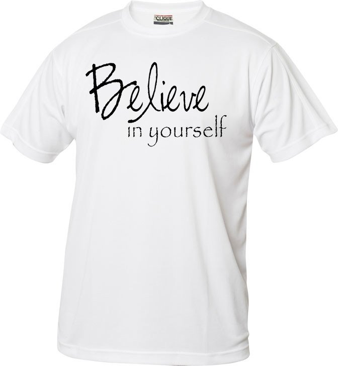 Dry-Fit shirt | YorACTION - Believe in yourself