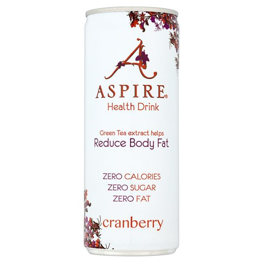 Aspire drink | Cranberry (24x250ml)