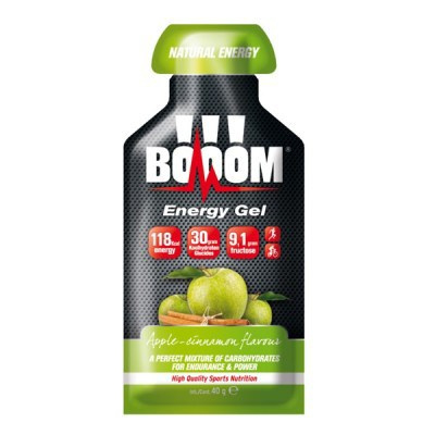 BOOOM! | Energy gel - Appel kaneel