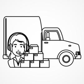 Onze pakketbezorging blijft zoals voorheen: vertrouwd en snel inzetbaar!