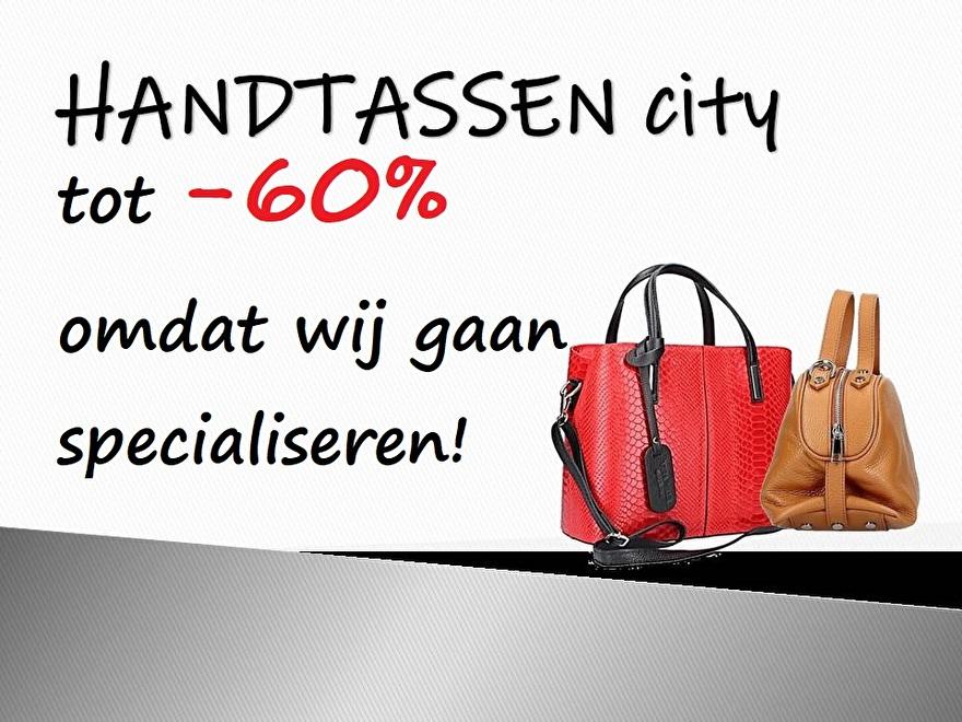 Handtassen city!