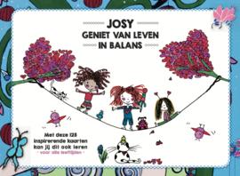 Inspiratie Coachkaarten: Josy geniet van leven in balans! (deel 3)