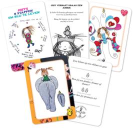 Inspiratie Coachkaarten: Josy's 8 stappen om blij te leven (deel 2)