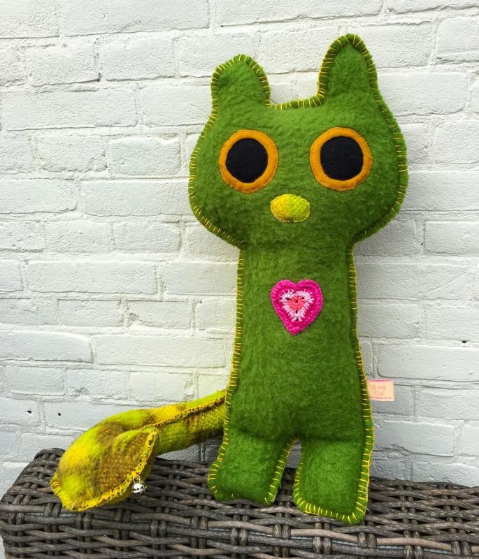Uit eigen atelier: Bing Cat (nr 2)
