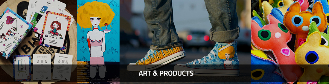 Art & products