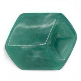 Cube Jade Shiny