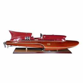 Authentic Models Thunderboat