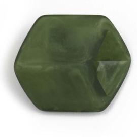 Cube Moss Green