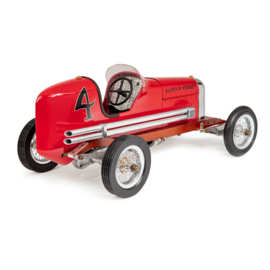 Authentic Models Bantam Midget Rood