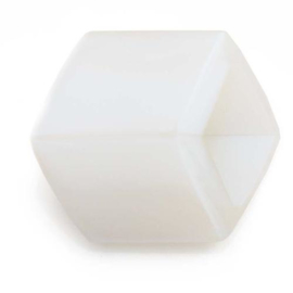 Cube Pearly White