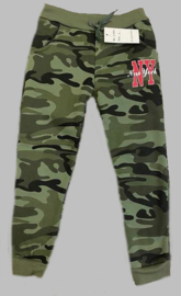 Jogg Pant - Army NY light
