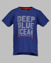 T-shirt - BS 802126 blue