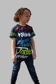 T-shirt - Foverever navy