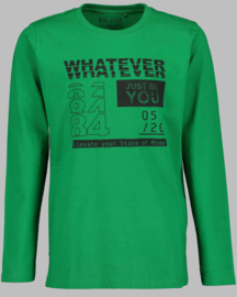 Blue Seven Longsleeve - BS 651605 green