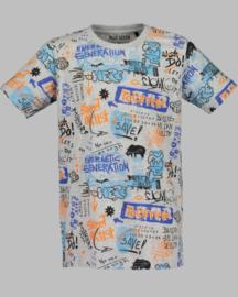 T-shirt -  Blue Seven 602724 nebel