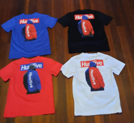T-shirt -U can't five wit