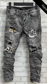 Jogg Jeans - Used grey