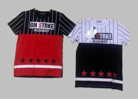 T-shirt - On strike red