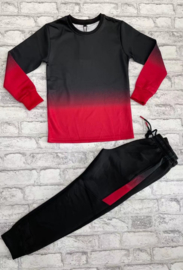 Trainingspak -  Junior City red