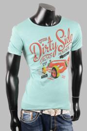 T-shirt - SJK 8801 mint