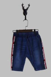 Jogg Jeans Bermuda - SQ Super blue