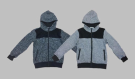 Jack  - Sweatjack Max grey