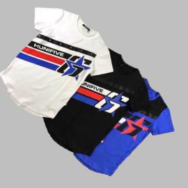 T-shirt - Hunfive G blue