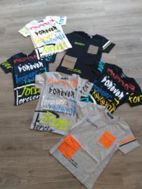 T-shirt - Foverever wit