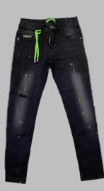 Jogg Jeans - Moni Ami green