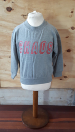 Sweater - Minoti Chaos grey