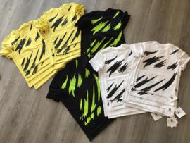 T-shirt - Thunder yellow