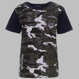 T-shirt - SJK 340 navy
