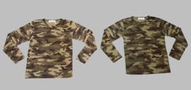 Longsleeve - Army khaki