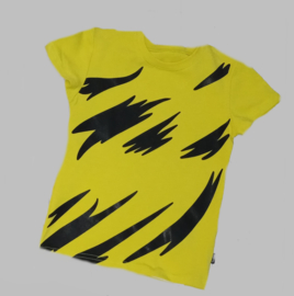 T-shirt - Thunder yellow