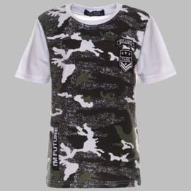 T-shirt - SJK 340 white